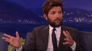 Actor Adam Scott Talks About How He Got Dissed by Taylor Swift