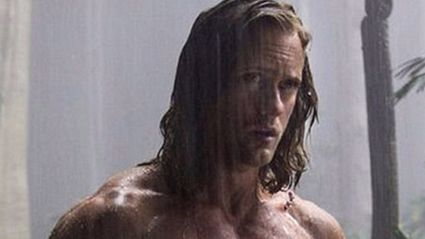 "The First Live-Action Shots of ""Tarzan"" Are SO GOOD"