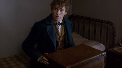 Watch the First Trailer For JK Rowling's 'Fantastic Beasts and Where to Find Them'