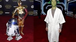 PHOTOS: 'Star Wars: The Force Awakens' Red Carpet