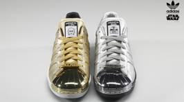 Adidas Have Custom Star Wars Sneakers