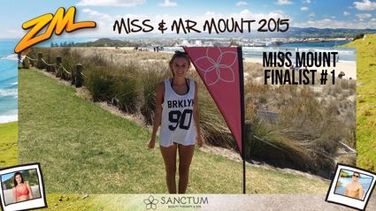 VOTE For Mr & Miss Mount!