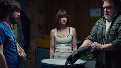"Watch the Trailer For ""10 Cloverfield Lane"", the 'Blood Relative' to ""Cloverfield"""