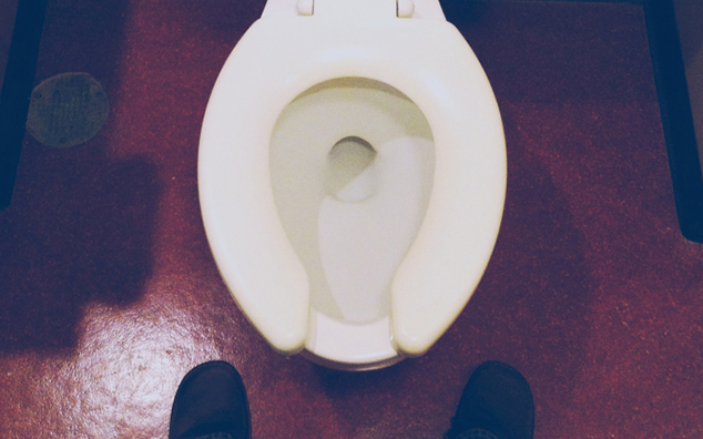 There S A Reason Public Toilet Seats Are U Shaped