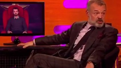 Kiwi Shares His Disaster Story in the Red Chair On The Graham Norton Show