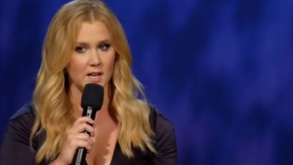 Video 'Proves' Amy Schumer Steals Jokes From Other Comedians