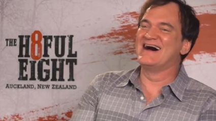 NSFW: Fletch, Vaughan and Megan Interview Quentin Tarantino