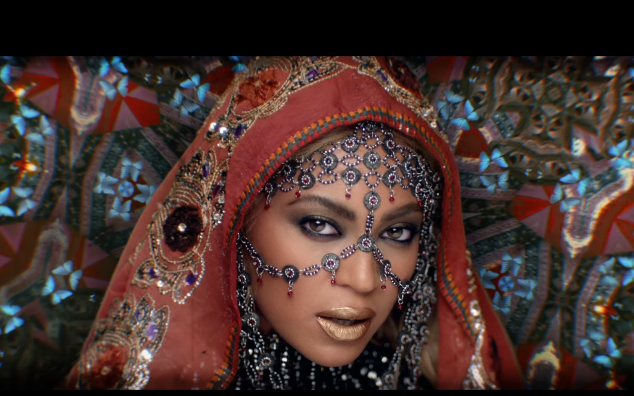 Watch: Beyoncé Stars In Coldplay's New Music Video
