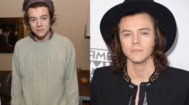 Photos: Harry Styles' Hair Transformation Through the Years