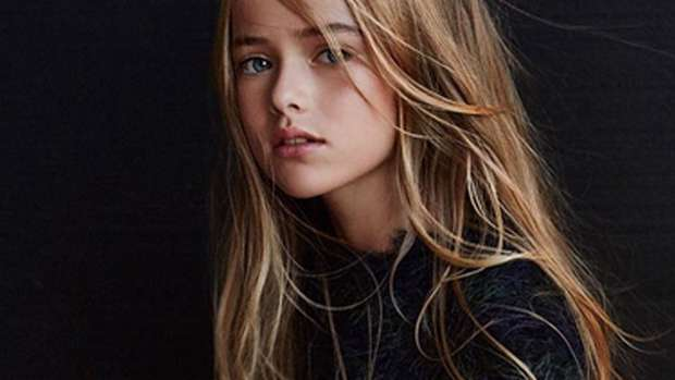 Most Beautiful In The World 10 Year Old Model Sparks Outrage
