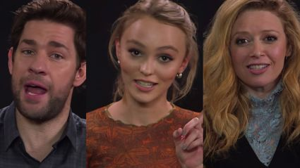 "Celebrities Dramatically Read Justin Bieber's ""Sorry"""