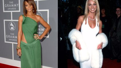 Photos: Our Fav Celebs At Their First Ever Grammys