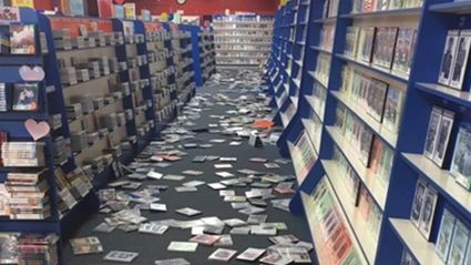 Photos: The Aftermath Following CHCH's 5.9 Earthquake