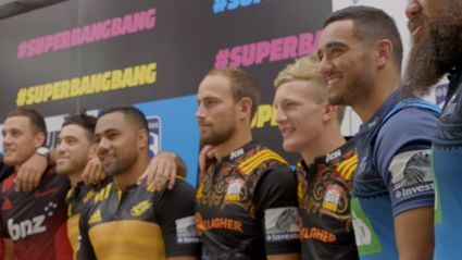 Watch: Super Rugby Goes SuperBangBang