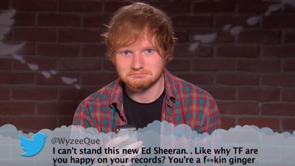 Celebs Read Mean Tweets: Music Edition #3