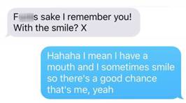 Girl Sends Valentine's Texts to 17 'Random Guys' She Met on Nights Out...Gets Best Responses