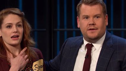 Everything Goes Wrong on James Corden's Show in Hilarious Prank