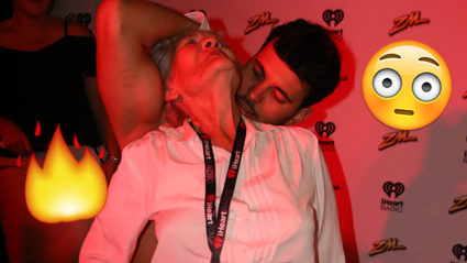 PHOTOS & VIDEO: 78-Year-Old Nan Gets Down and Diiiiirty at ZM's Strip Search!
