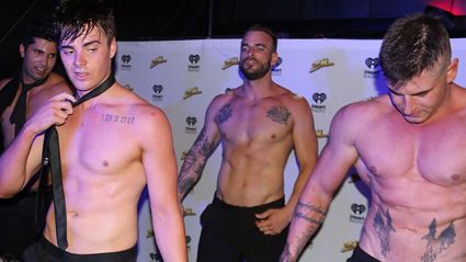 R18 PHOTOS: ZM's Strip Search Show At Roxy