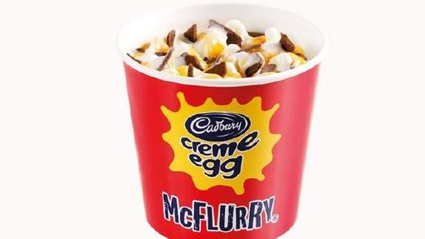 Breathe Deeply: McDonalds Is Launching a DELISH New McFlurry Flavour