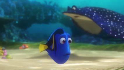 Watch the Official New 'Finding Dory' Trailer!