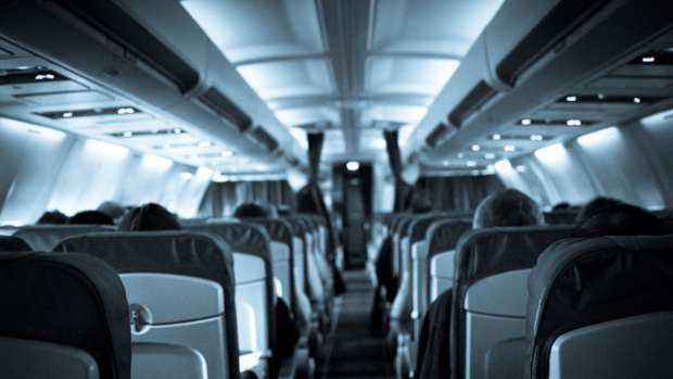 The Reason Why Aeroplane Cabin Lights Are Dimmed For Take