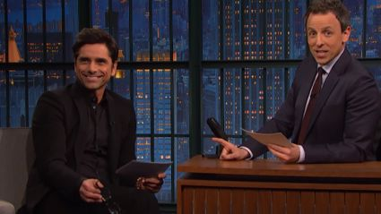 John Stamos Reads Mean Fuller House Reviews
