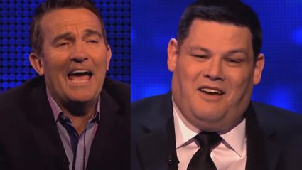 'The Beast' Causes Weird Outtake on 'The Chase' Because He Can't Walk Properly