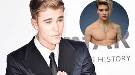 PHOTOS: This Wax Version of Justin is Sexually Attractive in A Disturbing Way