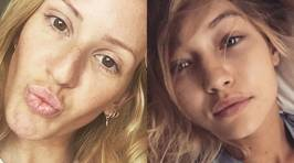 PHOTOS: These Celebs Rock The #NoMakeup Look