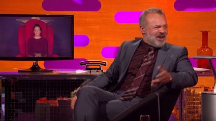 Is This the Craziest/Best Graham Norton Red Chair Story Ever?