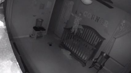 "People Freak Out Over ""Possessed Baby"" Video"
