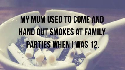 What Did Your Parents Do That They Would Never Get Away With Now?