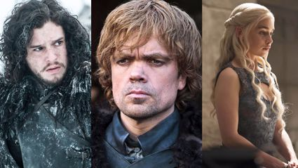 Maths Reveals Who the Main Character in Game of Thrones Really Is