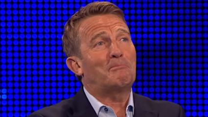 "Bradley Walsh Loses It Over ""Deez Nuts"" Question on The Chase"