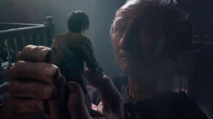 WATCH: Full Trailer for Disney's 'The BFG'