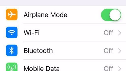 Why You Have to Switch Your Phone to Airplane Mode