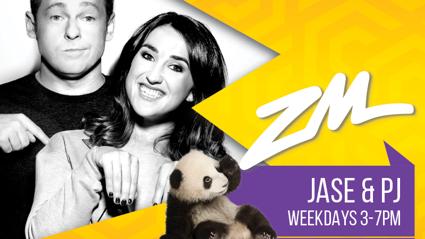 ZM's Jase & PJ Podcast - 8th April 2016