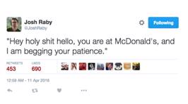This Guy's Story About Getting A Milkshake At 1 A.M. is the Weirdest Twitter Story Ever