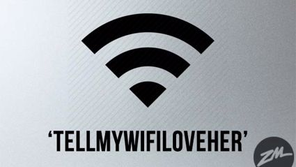 Clever Names To Change Your WiFi To