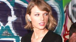 Taylor Swift As You've Never Seen Her Before on 'Vogue' Cover