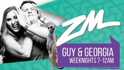 ZM's Guy & Georgia Podcast - 11th April 2016