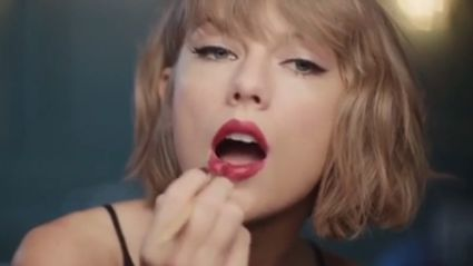 Taylor Swift Lip Syncs and Rocks Out in New Apple Music Ad
