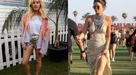 PHOTOS: What the Celebs Wore to Coachella This Year