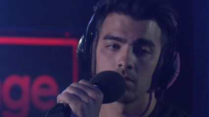 Joe Jonas and DNCE Cover 'Hands To Myself' by Selena Gomez
