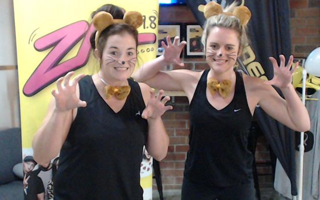 WAIKATO - Flex Fitness Morrinsville 2nd Birthday Photobooth Photos