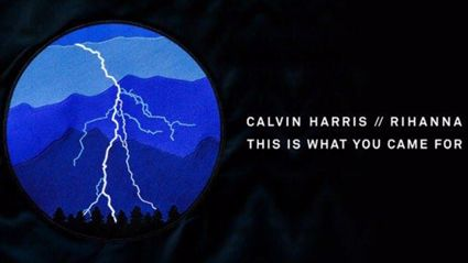 Calvin Harris Announces New Single With Rihanna!