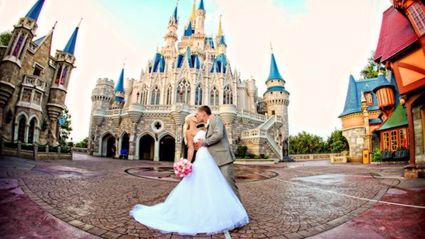 You Can Now Get Married in Disney World Like A Real-Life Princess