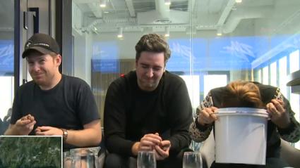 Jase & PJ's Bachelor Eating Challenge: The Finale