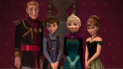 Producers of Frozen Spill MASSIVE SECRET That Means Elsa Has A Brother!